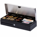 META-k3s - Cash Drawer Metapace K-3, silver/black