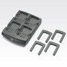 SAC-MC32-400INT-01 - Zebra MC32 4 Slot Battery Charger Kit