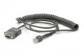CBA-R02-C09PAR - Zebra Cable RS232