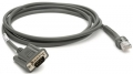 CBA-R08-S07ZAR - Zebra RS232 Cable