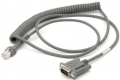 CBA-R09-C09ZAR - Zebra RS232 Cable