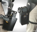 8002 - Holster for Zebra MC9X terminals, to be worn on the belt - Quass