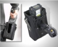 8004 - Holster for Zebra MC9X terminals with two stripes - Quass