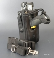 8004-M Holster for Zebra MC9X terminals with two stripes - Quass