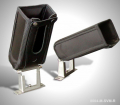 8004-M-SVM-R Holster designed for Zebra MC9X wheelchair terminals - Quass