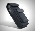 8052 Holster for Datalogic Skorpio X3 brick with a pocket for battery - Quass