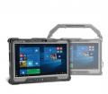 AE22YQDIXHBX Getac A140, USB, BT, Ethernet, Wi-Fi, GPS, Win. 10 Pro, black